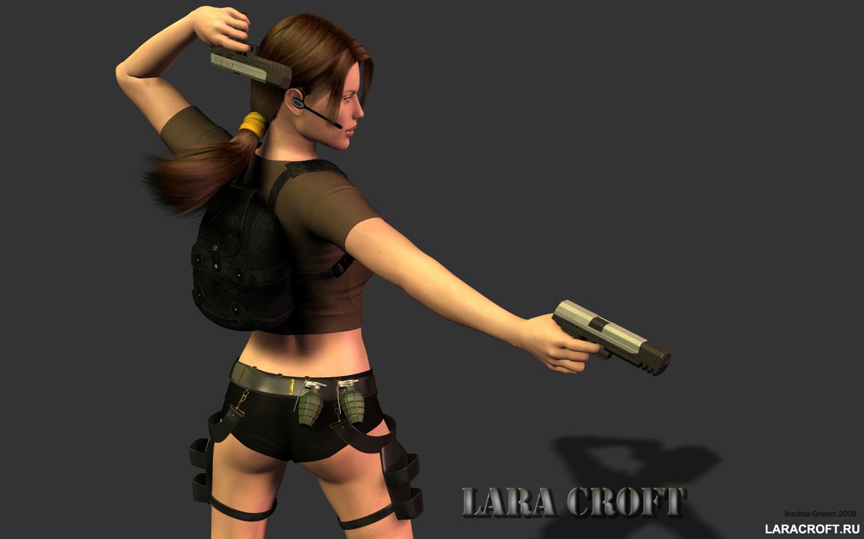Lara croft 3d hd exploited images