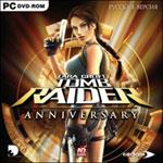 Обложка Tomb Raider: Anniversary
