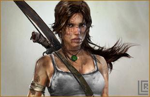 Персонажи из Tomb Raider 9