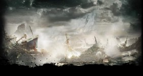 Концепт Арт из Tomb Raider 9 (2011)