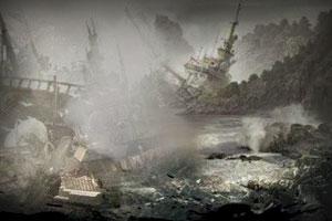 Локации из Tomb Raider 9 (2011)