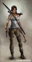 Рендеры из Tomb Raider 9 (2011)