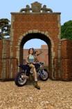Рендеры из Tomb Raider 1