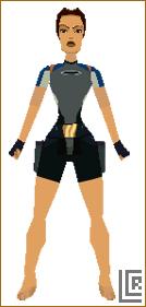 Одежда из Tomb Raider 2: The Dagger of Xian