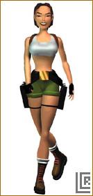 Тихоокеанский Tomb Raider: 3