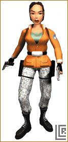Антарктика Tomb Raider: 3