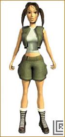 Одежда из Tomb Raider: The Last Revelation