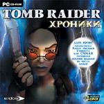 Обложка Tomb Raider: Chronicles