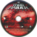 Tomb Raider: Legend - Диск