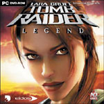 Диск Tomb Raider: Legend
