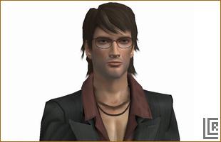 Tomb Raider: Underworld - Алистер