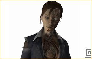 Tomb Raider: Underworld - Амелия