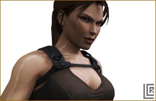 Персонажи из Tomb Raider: Underworld