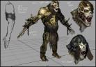 Концепт Арт из Tomb Raider: Underworld