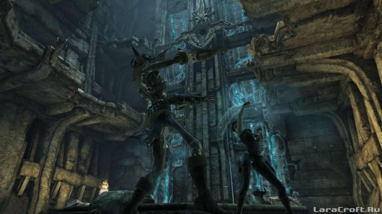 Скачать Игру Лара Крофт Underworld