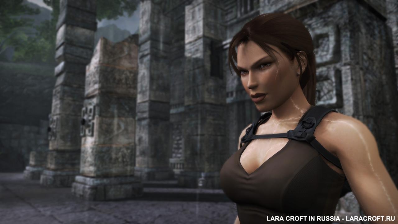 Lara croft underworld nackt scene