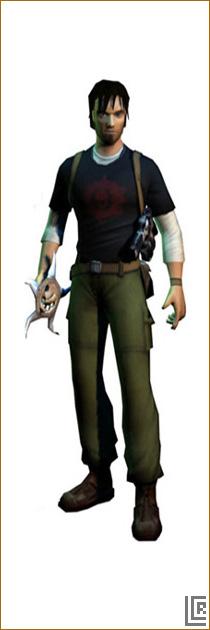 Персонажи из Tomb Raider: The Angel of Darkness
