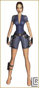 Одежда из Tomb Raider: The Angel of Darkness