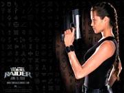 Обои из фильма Lara Croft: Tomb Raider