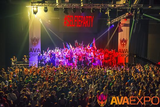 AVA Expo 2015 Cosplay